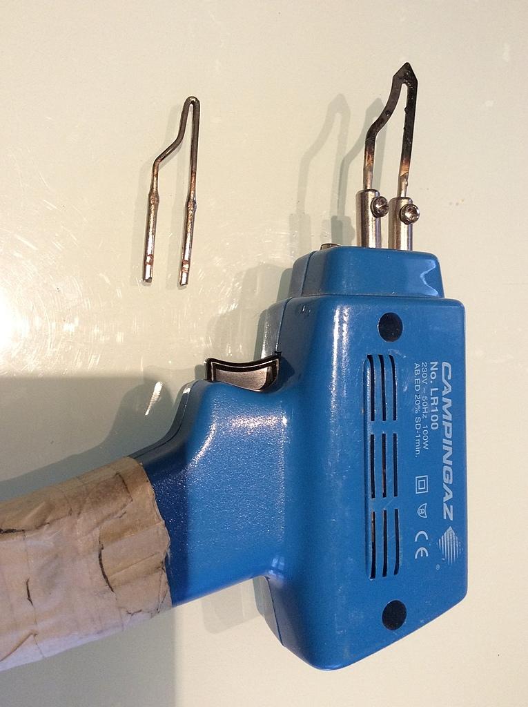 Campingaz Fer /électrique rapide LR 100 W