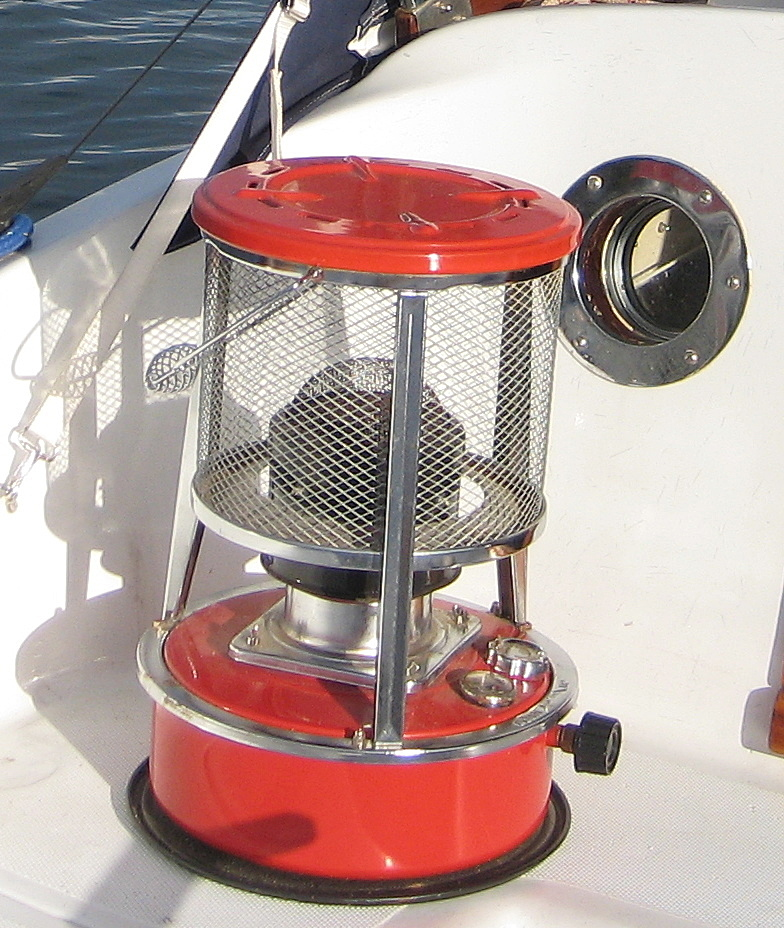 petroleumofen Petroleum radiateur chauffage camping bateau Petroleum Chauffage 18 m³