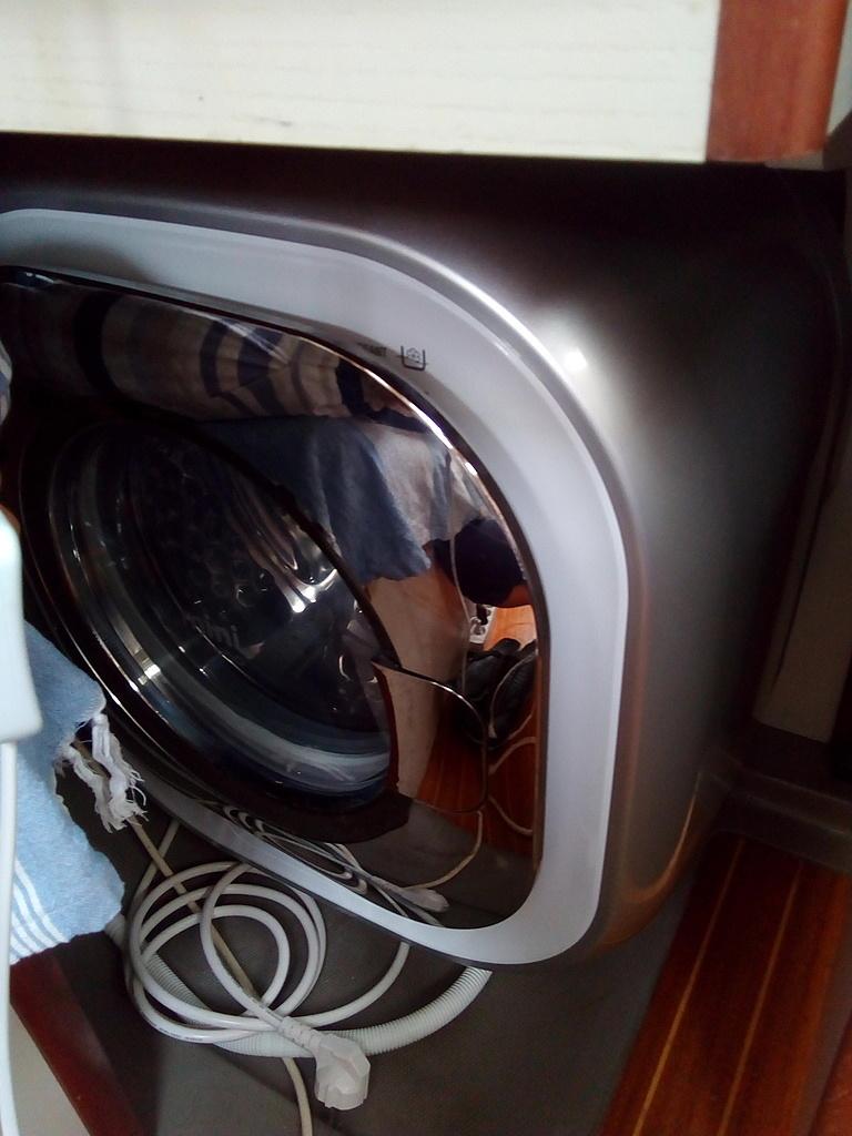 Mini Machine à Laver à Bord